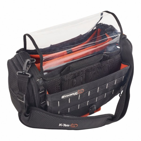 K-Tek Stingray Medium Audio Mixer Recorder Bag - KSTGM